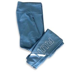 Under Armour Blue Heatgear Compression Leggings